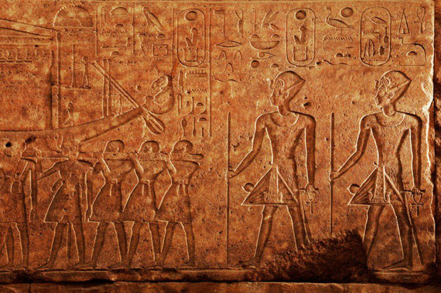 """Dù bị """"con ghẻ"""" phá hoại, lăng mộ vị Nữ hoàng Ai Cập này vẫn đẹp hoàn hảo, hé lộ quyền lực tuyệt đối - Ảnh 3."""