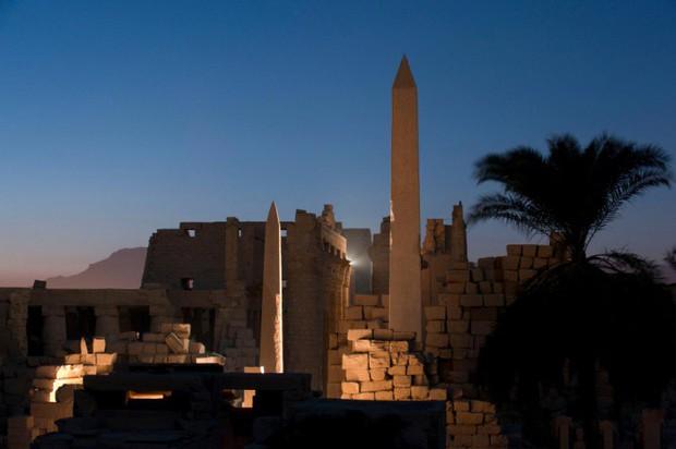 """Dù bị """"con ghẻ"""" phá hoại, lăng mộ vị Nữ hoàng Ai Cập này vẫn đẹp hoàn hảo, hé lộ quyền lực tuyệt đối - Ảnh 5."""