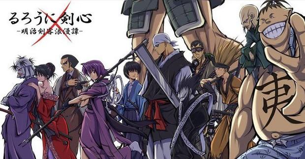 Tập hợp 10 tổ chức khét tiếng nhất trong thế giới anime (Phần cuối) - Ảnh 1.