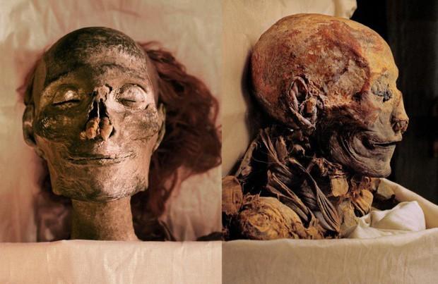 """Dù bị """"con ghẻ"""" phá hoại, lăng mộ vị Nữ hoàng Ai Cập này vẫn đẹp hoàn hảo, hé lộ quyền lực tuyệt đối - Ảnh 7."""