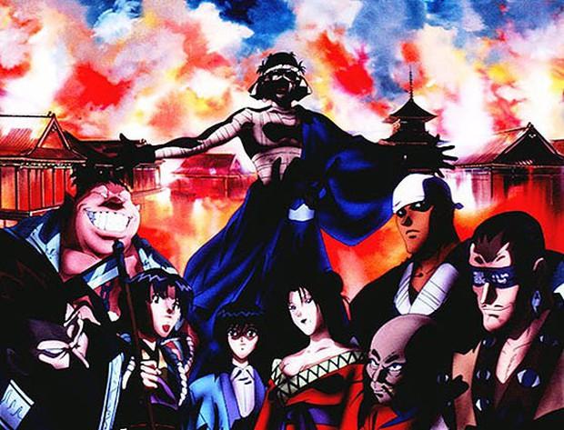 Tập hợp 10 tổ chức khét tiếng nhất trong thế giới anime (Phần cuối) - Ảnh 2.