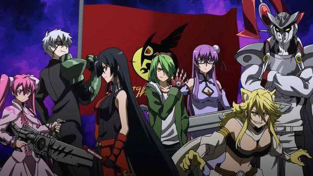 Tập hợp 10 tổ chức khét tiếng nhất trong thế giới anime (Phần cuối) - Ảnh 3.