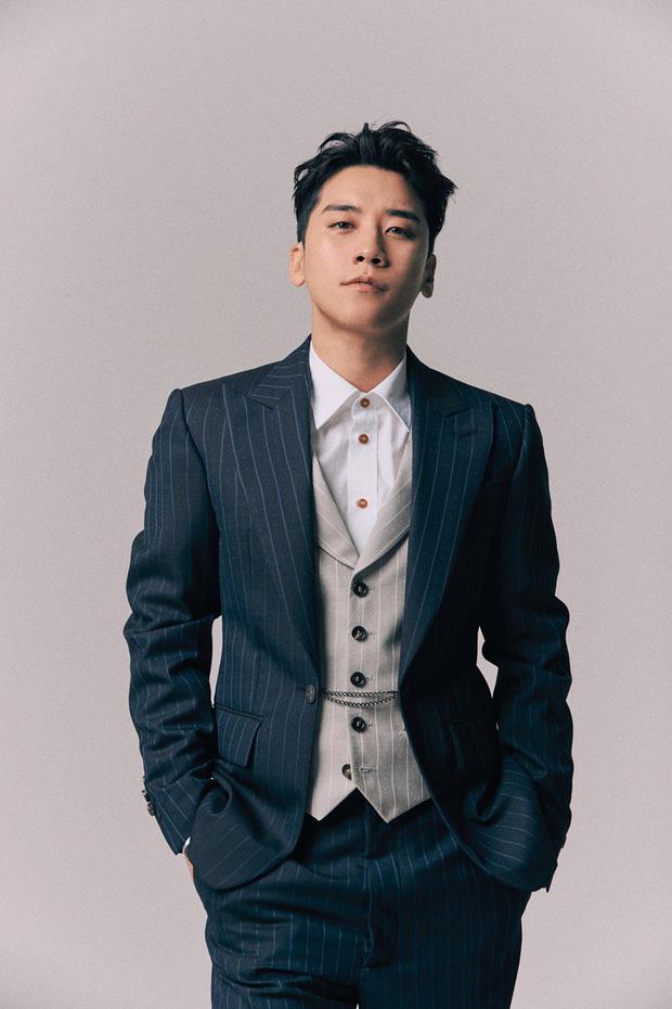 Dính tin đồn hẹn hò nhân viên văn phòng đẹp như sao nữ Hàn, Seungri tiết lộ danh tính thật của nhân vật này - Ảnh 1.