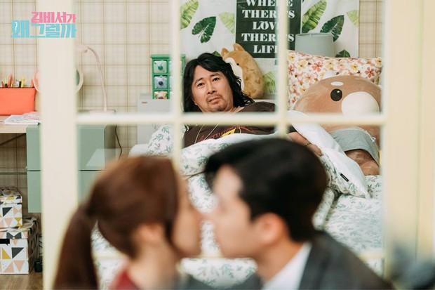 Nóng hừng hực với hậu trường cảnh 18+ của Thư Ký Kim bạo không kém gì khi lên phim - Ảnh 12.