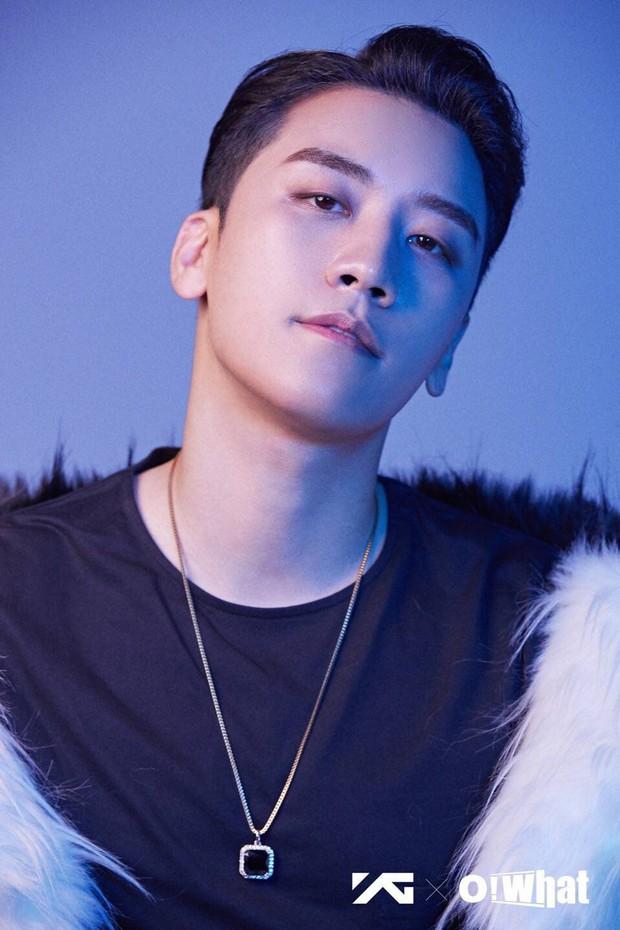 Seungri vừa trở lại đã vượt mặt dàn đàn em trong top idol nam hot nhất, nhưng nhân vật này còn gây bất ngờ hơn! - Ảnh 2.