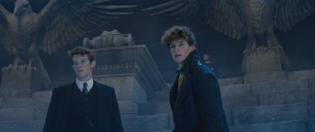 Trailer Fantastic Beasts 2 gây bồi hồi xúc động với chiếc vé về tuổi thơ ở trường Hogwarts - Ảnh 4.
