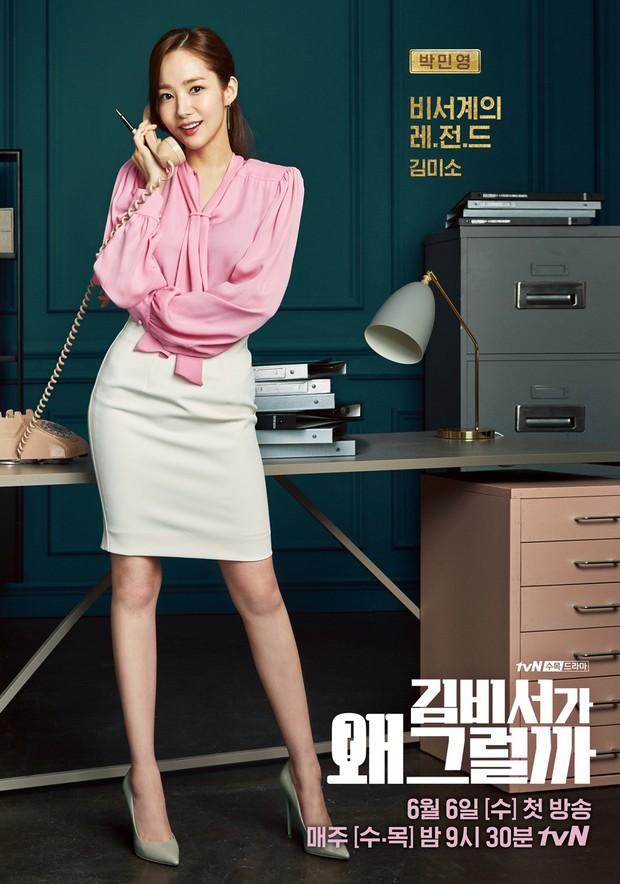 Có cả tủ đồ đắt đỏ nhưng thư ký Kim cũng mua áo 400k từ trang bán hàng online Hàn Quốc - Ảnh 1.