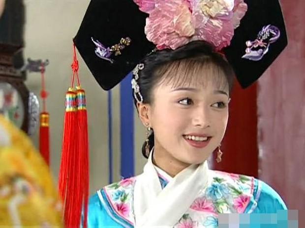 Tần Lam - Hoàng Hậu của Diên Hi Công Lược từng bỏ rơi Huỳnh Hiểu Minh lúc đau ốm, đối diện với nghi vấn thẩm mỹ - Ảnh 4.