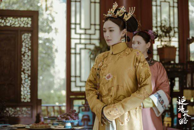 Tần Lam - Hoàng Hậu của Diên Hi Công Lược từng bỏ rơi Huỳnh Hiểu Minh lúc đau ốm, đối diện với nghi vấn thẩm mỹ - Ảnh 2.