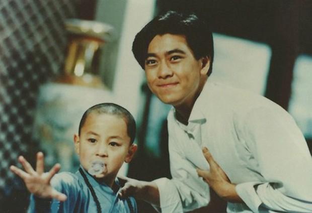 Lâm Chí Dĩnh khoe nhan sắc ma cà rồng khi tái ngộ Thích Tiểu Long sau 24 năm phát sóng Thiếu Lâm Tiểu Tử - Ảnh 6.