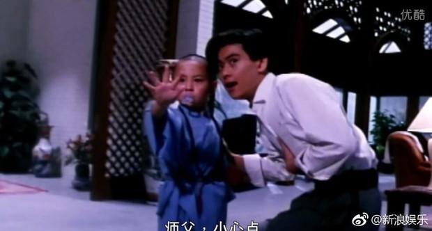 Lâm Chí Dĩnh khoe nhan sắc ma cà rồng khi tái ngộ Thích Tiểu Long sau 24 năm phát sóng Thiếu Lâm Tiểu Tử - Ảnh 3.