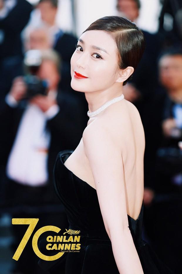 Tần Lam - Hoàng Hậu của Diên Hi Công Lược từng bỏ rơi Huỳnh Hiểu Minh lúc đau ốm, đối diện với nghi vấn thẩm mỹ - Ảnh 19.