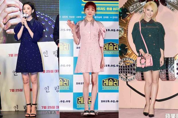 """Đều là đại mỹ nhân, nhưng khi đụng hàng mới thấy rõ """"đẳng cấp đỉnh cao"""" của Han Hyo Joo so với Lee Sung Kyung và Côn Lăng - Ảnh 9."""