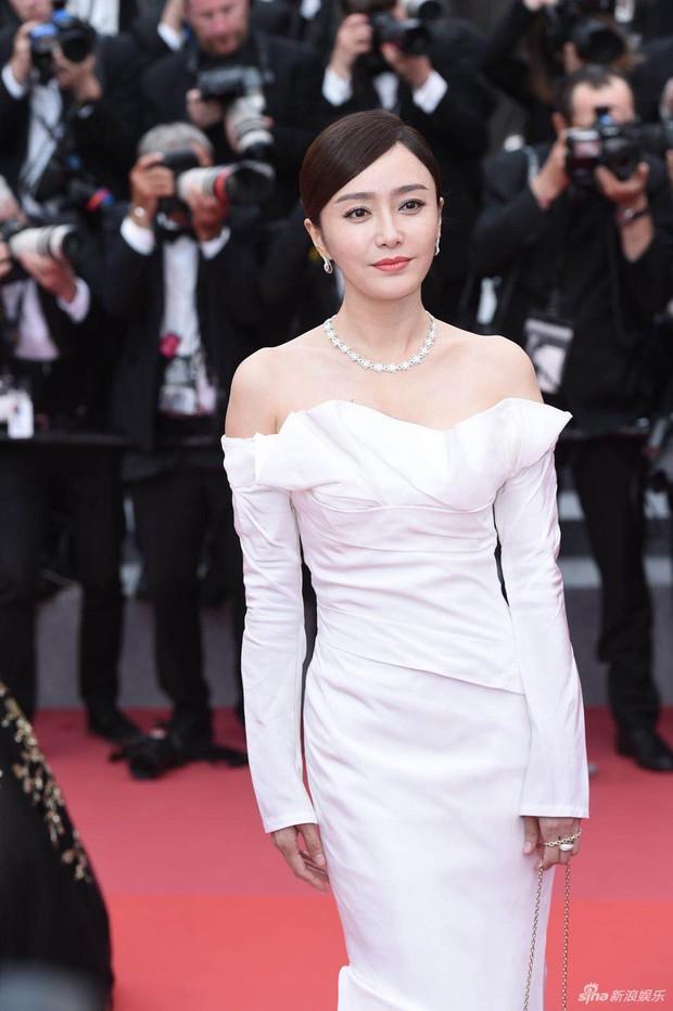 Tần Lam - Hoàng Hậu của Diên Hi Công Lược từng bỏ rơi Huỳnh Hiểu Minh lúc đau ốm, đối diện với nghi vấn thẩm mỹ - Ảnh 22.
