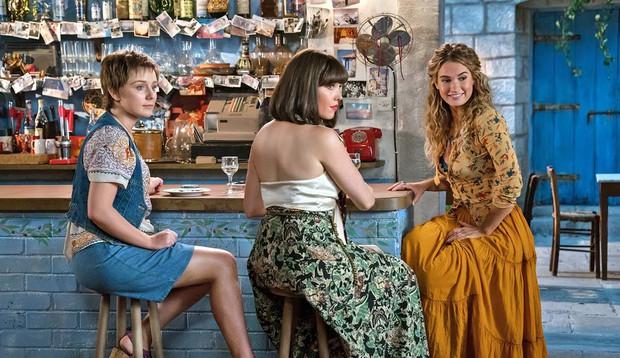 Phim hành động già gân thắng sít sao Mamma Mia! 2 trong cuộc chiến phòng vé - Ảnh 3.