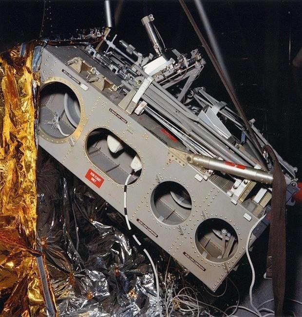 Ai là người quay/chụp lại khoảnh khắc Neil Armstrong trở thành người đầu tiên đặt chân lên Mặt Trăng? - Ảnh 1.