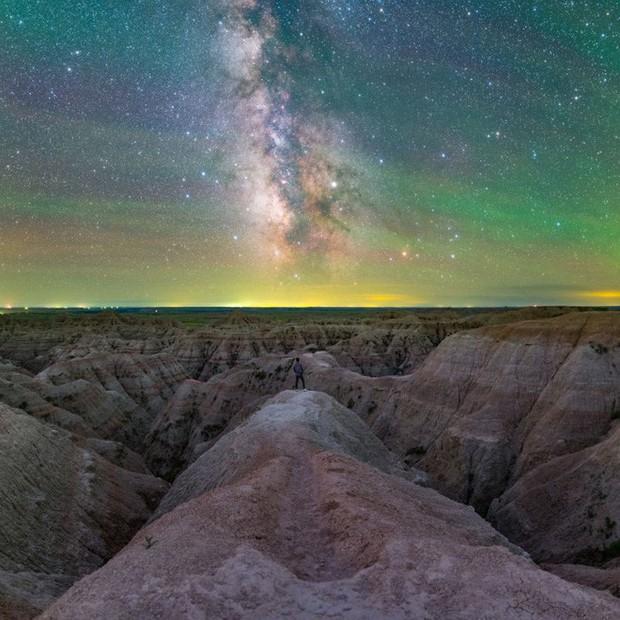 Nín thở trước 25 bức ảnh Thiên văn tuyệt vời nhất năm 2018 - Ảnh 11.