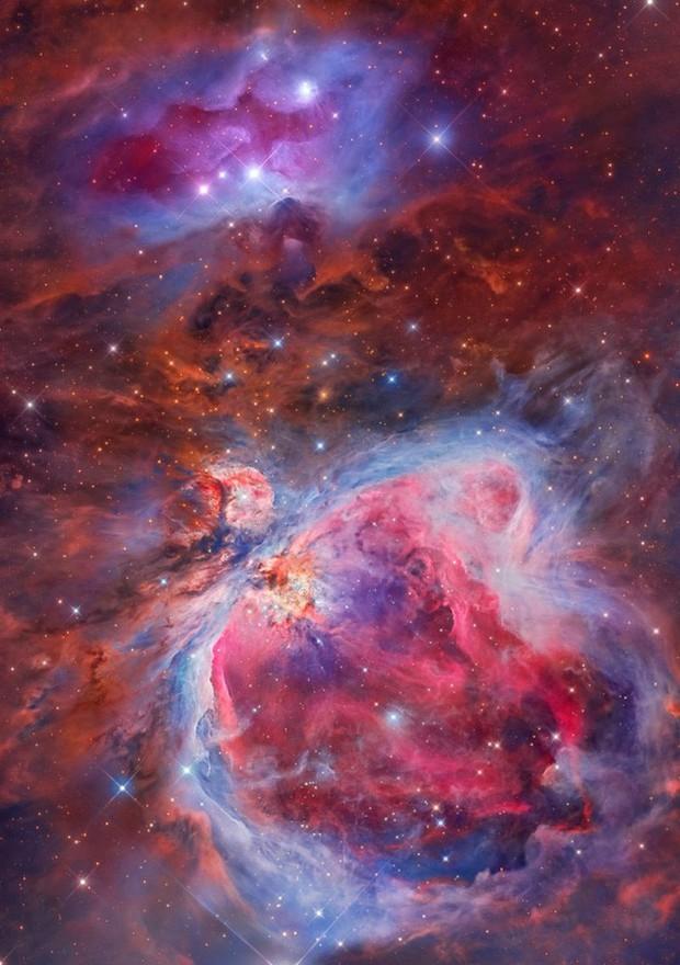 Nín thở trước 25 bức ảnh Thiên văn tuyệt vời nhất năm 2018 - Ảnh 18.