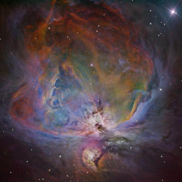 Nín thở trước 25 bức ảnh Thiên văn tuyệt vời nhất năm 2018 - Ảnh 24.