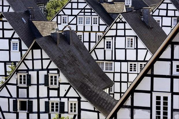 """Freudenberg - Thị trấn độc nhất nước Đức với hàng chục nhà trông như 1, tìm nhà gian nan chẳng khác gì """"mò kim đáy bể"""" - Ảnh 4."""