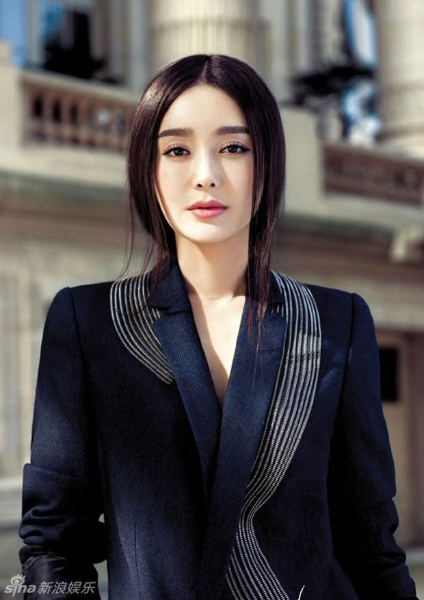 Tần Lam - Hoàng Hậu của Diên Hi Công Lược từng bỏ rơi Huỳnh Hiểu Minh lúc đau ốm, đối diện với nghi vấn thẩm mỹ - Ảnh 13.