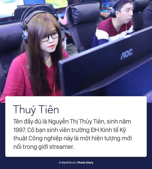 Điểm mặt những nữ streamer làm điên đảo cộng đồng game thủ - Ảnh 13.
