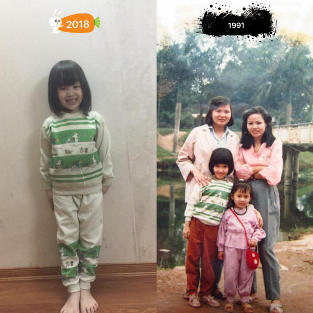 Bộ quần áo gia truyền được mẹ trẻ gìn giữ suốt 27 năm, đến lúc con gái mặc vẫn còn mới tinh - Ảnh 1.