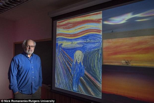 Bức tranh Tiếng hét: bí mật hơn 120 năm đã được khoa học giải mã - Ảnh 4.