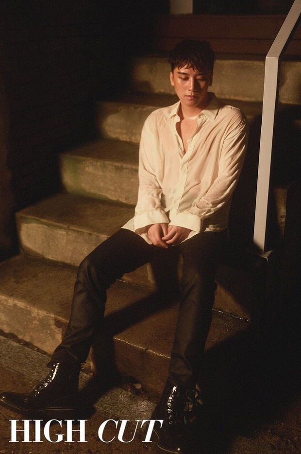 Bức ảnh gây tranh cãi: Seungri hot là thế nhưng bị chê giống... mực chỉ vì đứng cạnh Yunho? - Ảnh 4.