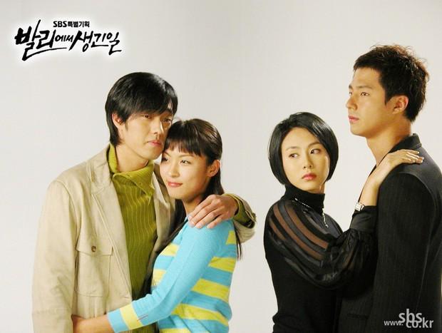 6 cái chết nực cười như đấm thẳng mặt khán giả trong phim truyền hình Hàn Quốc - Ảnh 1.