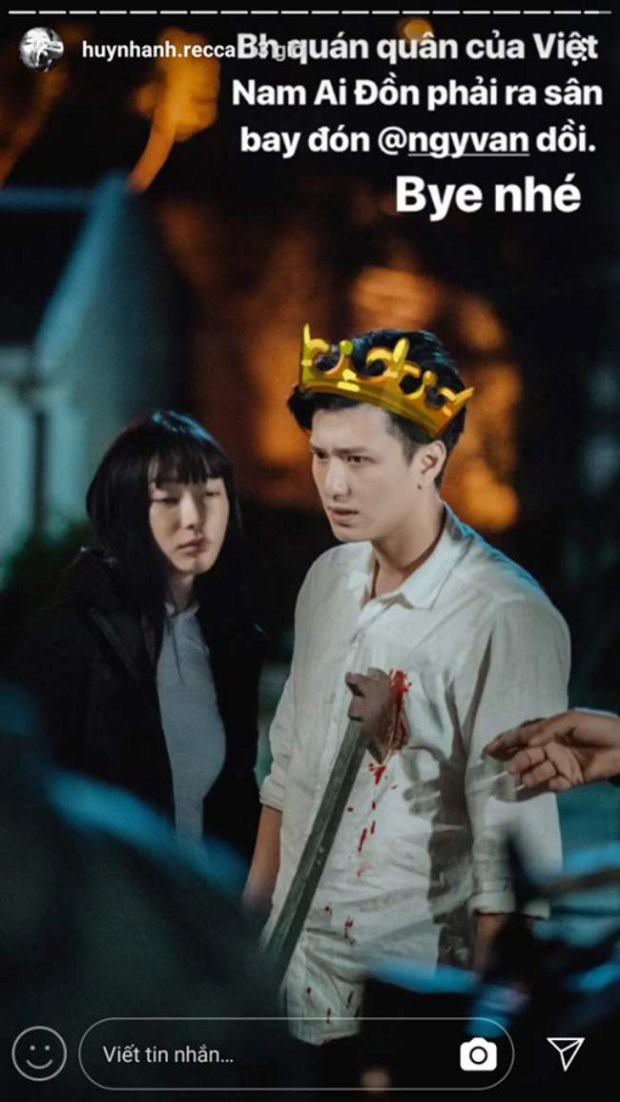 Bạn gái của Huỳnh Anh bất ngờ trở về Việt Nam giữa lúc bạn trai ngụp lặn vì scandal? - Ảnh 3.