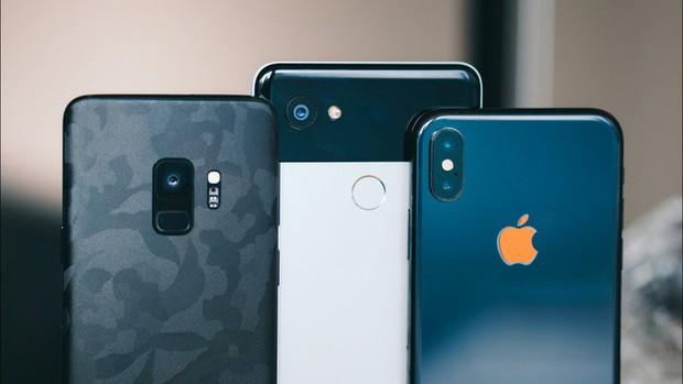 Nếu muốn vô địch về tốc độ download, tốt nhất không nên chọn iPhone - Ảnh 1.