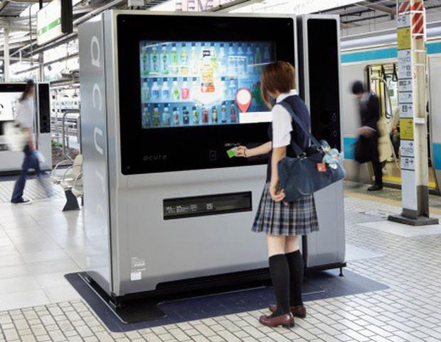 Ở Nhật, ra ngõ là gặp ngay máy bán hàng tự động và đây là 6 lí do cực cool của nó - Ảnh 2.