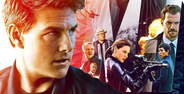 Cú nhảy huyền thoại và 5 sự thật thú vị về Mission: Impossible 6 - bom tấn hành động hot nhất tháng 7 - Ảnh 1.