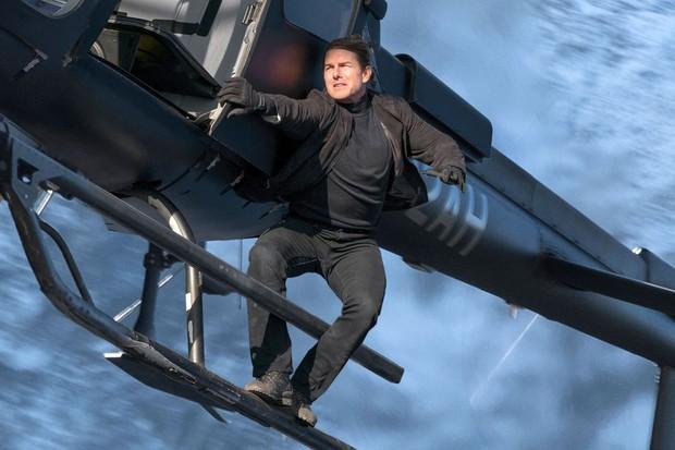 Cú nhảy huyền thoại và 5 sự thật thú vị về Mission: Impossible 6 - bom tấn hành động hot nhất tháng 7 - Ảnh 7.