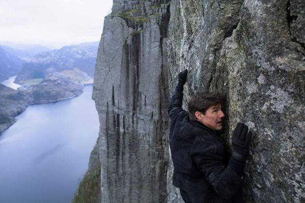Cú nhảy huyền thoại và 5 sự thật thú vị về Mission: Impossible 6 - bom tấn hành động hot nhất tháng 7 - Ảnh 8.