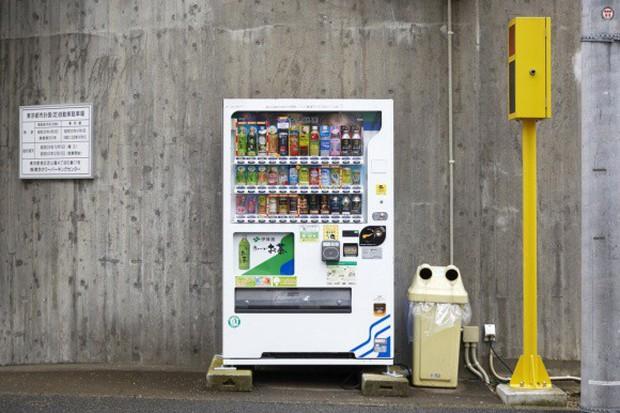 Ở Nhật, ra ngõ là gặp ngay máy bán hàng tự động và đây là 6 lí do cực cool của nó - Ảnh 4.