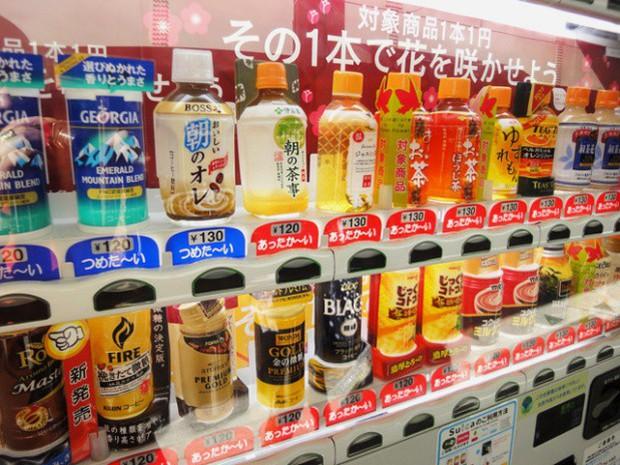 Ở Nhật, ra ngõ là gặp ngay máy bán hàng tự động và đây là 6 lí do cực cool của nó - Ảnh 6.