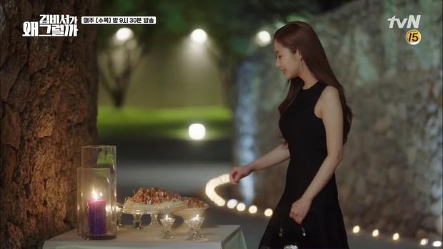 Cầu hôn sến và quê mùa khó tin, Park Seo Joon nhận tuyên bố gây sốc từ Thư ký Kim Park Min Young - Ảnh 4.