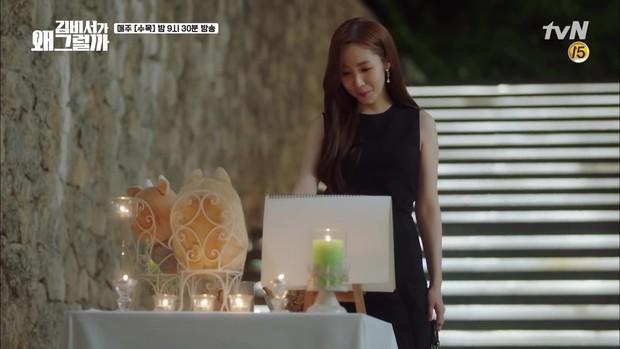 Cầu hôn sến và quê mùa khó tin, Park Seo Joon nhận tuyên bố gây sốc từ Thư ký Kim Park Min Young - Ảnh 5.