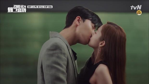 Cầu hôn sến và quê mùa khó tin, Park Seo Joon nhận tuyên bố gây sốc từ Thư ký Kim Park Min Young - Ảnh 7.