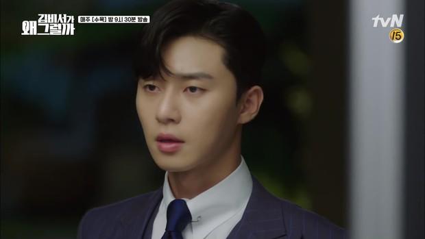 Cầu hôn sến và quê mùa khó tin, Park Seo Joon nhận tuyên bố gây sốc từ Thư ký Kim Park Min Young - Ảnh 8.