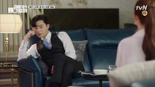 Cầu hôn sến và quê mùa khó tin, Park Seo Joon nhận tuyên bố gây sốc từ Thư ký Kim Park Min Young - Ảnh 12.