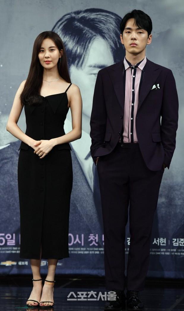 4 diễn viên Hàn bị chỉ trích vì mới nổi mà đã thô lỗ, kênh kiệu khó chấp nhận - Ảnh 3.