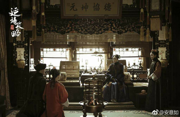 Diên Hi Công Lược: Xa Thi Mạn và Tần Lam nói gì khi bị đồn túng tiền - Ảnh 5.