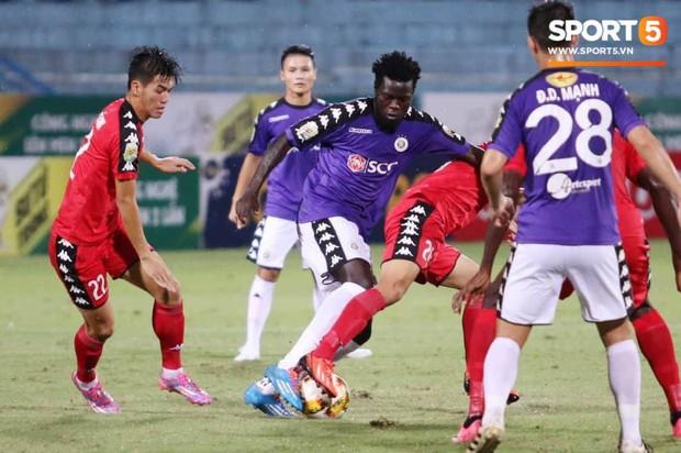 Hà Nội FC bị B.Bình Dương cầm hòa trong ngày tân binh Olympic Việt Nam ghi bàn - Ảnh 5.