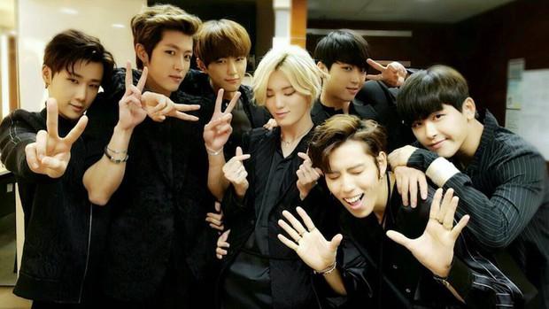 10 idolgroup gen 3 bán đĩa giỏi nhất Kpop: TWICE bỏ xa BLACKPINK để là đại diện nữ duy nhất, EXO hay BTS giữ ngôi vương? - Ảnh 8.
