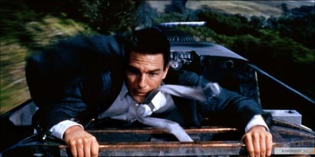 Trước khi đau tim với Mission: Impossible 6, cùng nhìn lại loạt khoảnh khắc hay không bằng hên của điệp viên siêu cấp Ethan Hunt - Ảnh 3.