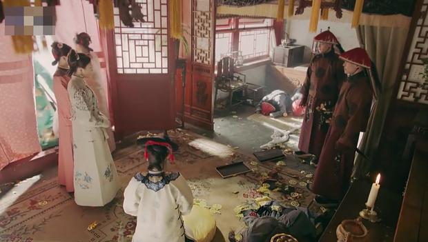 Tập 9 Diên hi công lược: Ngụy Anh Lạc cả người dính đầy máu, Hoàng hậu bị tố giết người - Ảnh 4.