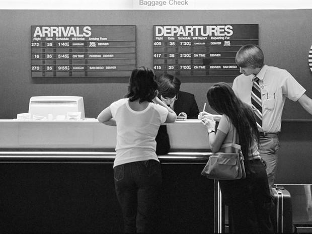 Hình ảnh cho thấy những đổi thay trong các chuyến bay xưa và nay - Ảnh 4.